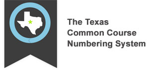 The Texas Common Course Numbering System